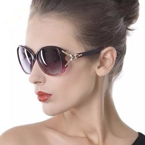 Accessories - KINGSEVEN Polarized Sunglasses with Crystal Fox